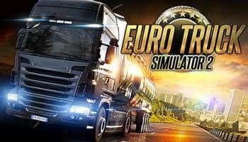 """Link"" تحميل لعبة euro truck simulator 2 الاصلية || 2021"