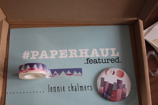 June 2016 Paperhaul Box