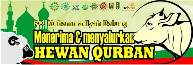 Panitia Qurban PCM Balung