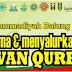 Daftar Panitia Penerimaan dan Penyaluran Hewan Qurban PCM Balung Tahun 2017