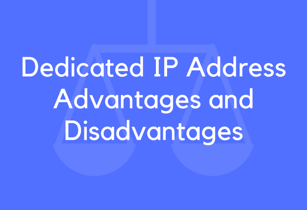 Dedicated IP Addresses, Web Hosting, Compare Web Hosting, Hosting Reviews