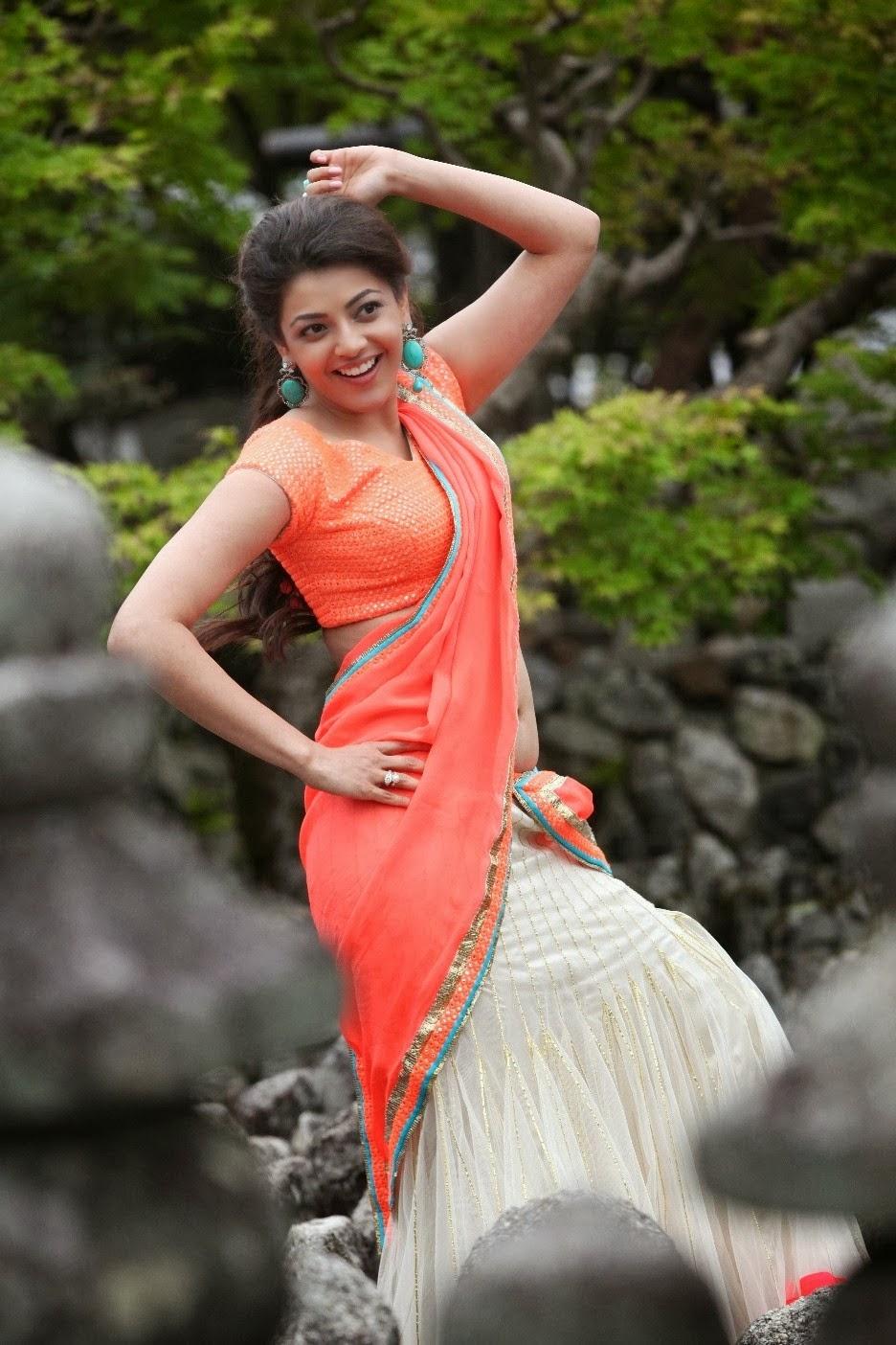 Kajal hot in jilla latest telugu movie wallpapers previews reviews kajal hot in jilla altavistaventures Images