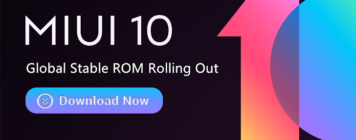 Cara Install MIUI 10 Global Stable ROM