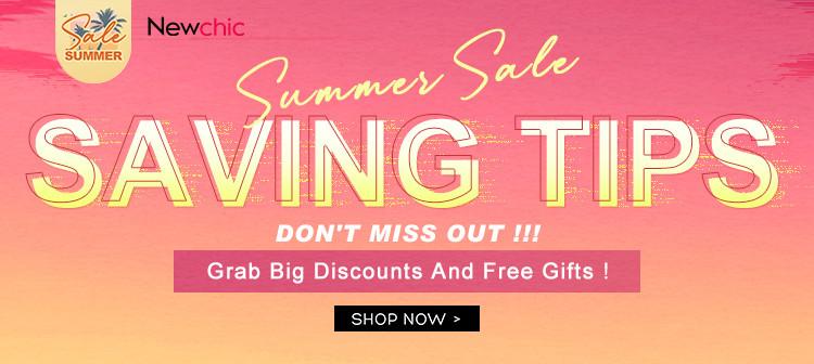 New Chic Summer Sale