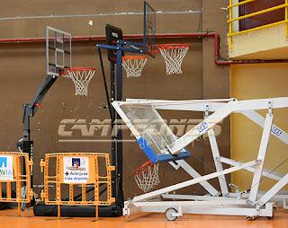 Baloncesto Canastas Aranjuez