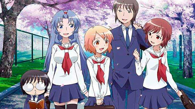 Episodios Kotoura-san : Relleno y Orden Cronológico