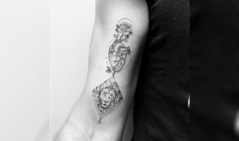 Leonor Varela comenta tatuaje que se hizo en honor a su hijo Matteo