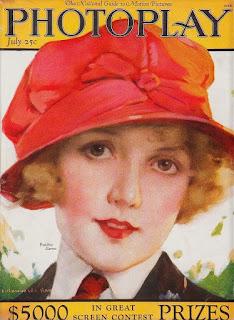 Pauline Garon Magazine
