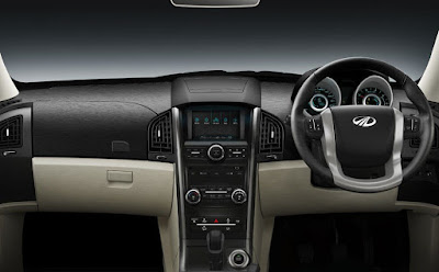 New Mahindra XUV 500 Dashbord HD Image