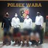 JANGAN DITIRU !!! Empat Remaja di Palopo Lempar Warung Bakso Dengan Batu, Satu Masih Pelajar