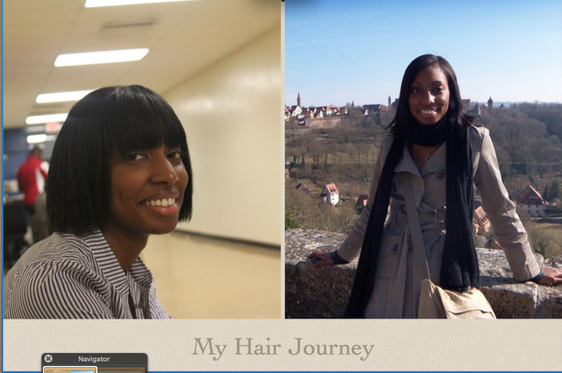 Hair Journey || Relaxer Update #2