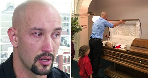 Man Posts Photos 'So Everyone Can See Nightmare' Inside Wife's Coffin