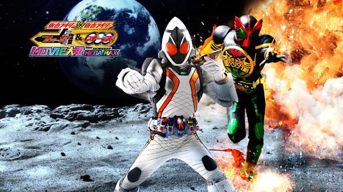 Kamen Rider × Kamen Rider Fourze & OOO: Movie War Mega Max Subtitle Indonesia