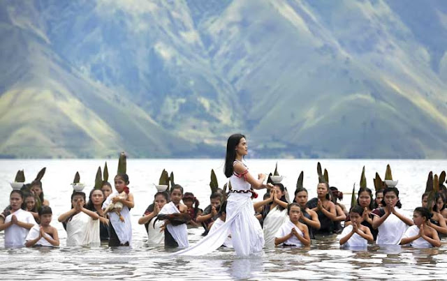 """Lake Toba Caldera of Kings"", Branding Danau Toba Diluncurkan"