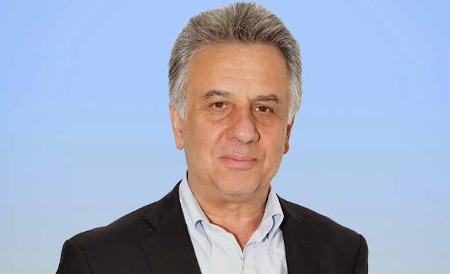 Γιάννης Γεωργόπουλος: Το μέλλον είναι μπροστά σας, μην σκύψετε ποτέ το κεφάλι