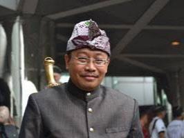 Ketua Pelaksana Harian Gugus Tugas Provinsi NTB, H. Lalu Gita Ariadi