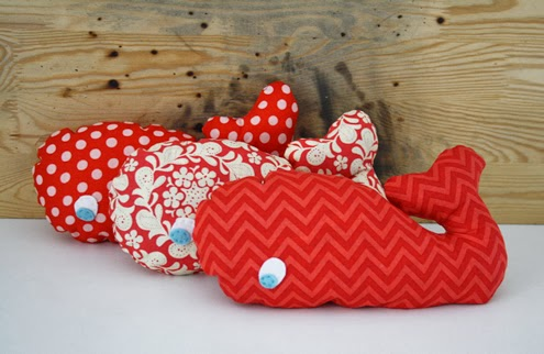 Whale softies