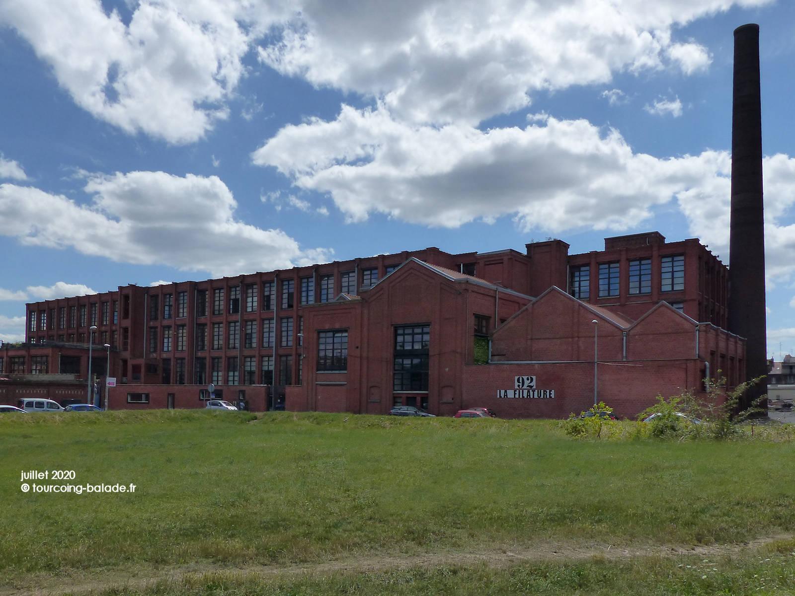 Lofts 92 La Filature, Tourcoing 2020