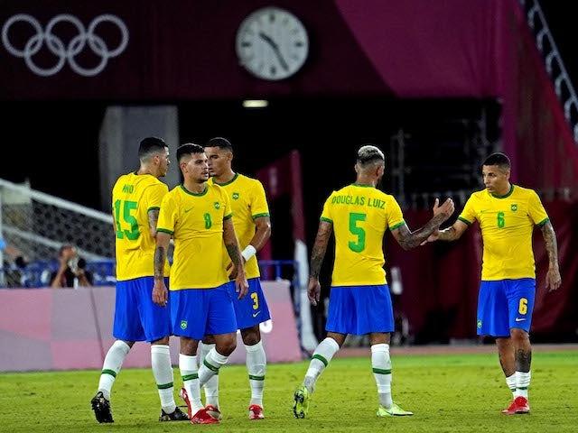 موعد مباراة البرازيل وساحل العاج في اولمبياد طوكيو