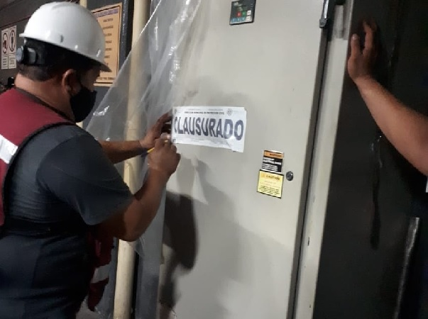 Por la fuga de amoniaco de anoche clausuraron planta PEPSI