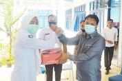 Dua Orang Siswa Asal Bener Meriah Ikuti Seleksi Paskibra Tingkat Provinsi Aceh