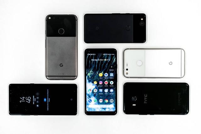 el nuevos sistema android p,tendra nuevas experiencias para sus usuario