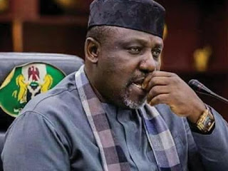 INEC Rejects Okorocha. Says He's Not Part Of The Senate-Elect