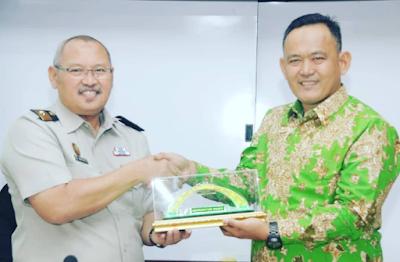 Pemkab Pringsewu dan STPN Yogyakarta Bangun Kerjasama