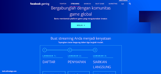Syarat dan Ketentuan Menjadi Facebook Gaming Creator