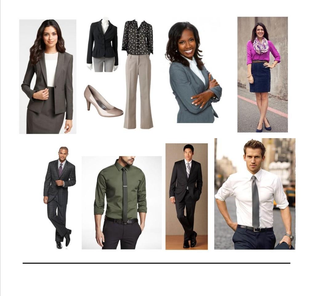 273385e681 O wizerunku w biznesie - jak ubierać się na spotkania