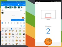 Gioca a basket con un amico in Facebook Messenger