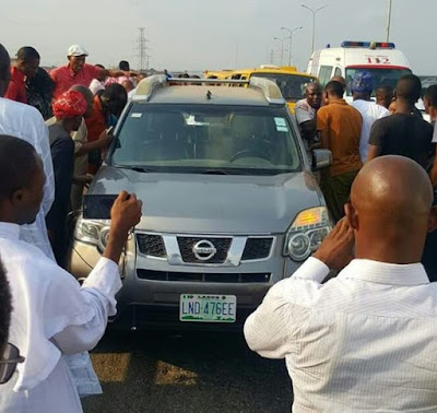 Doctor jumps to death from Third Mainland Bridge