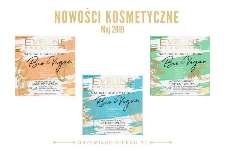 Nowości kosmetyczne w drogerii Rossmann - Maj 2019
