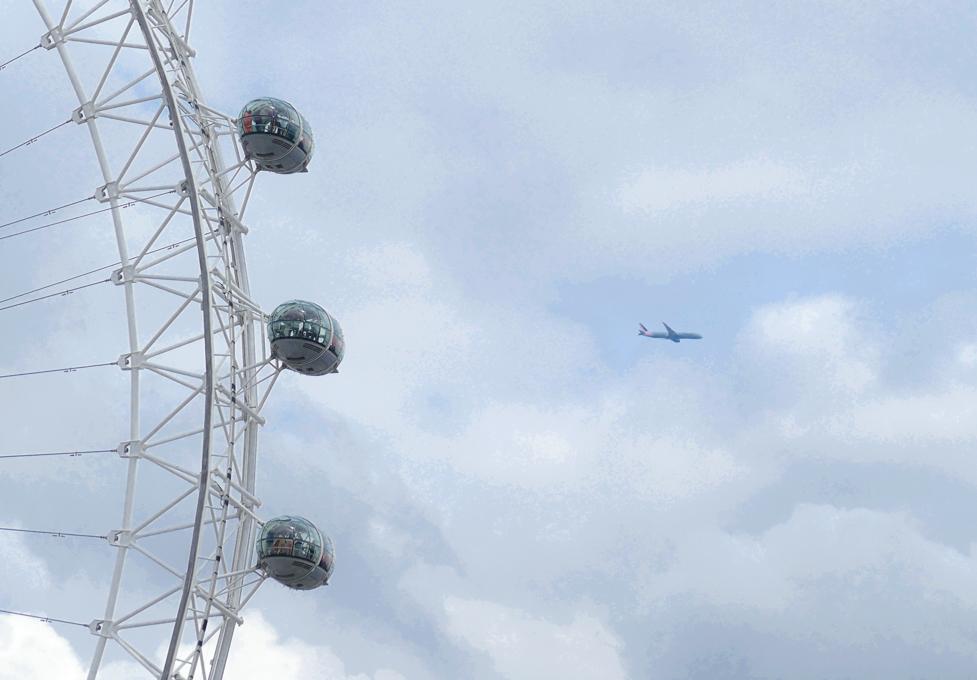 London Eye admission fee