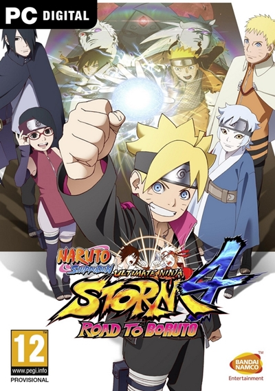 เว็บโหลดเกม NARUTO SHIPPUDEN: Ultimate Ninja STORM 4 ROAD TO BORUTO NEXT GENERATIONS