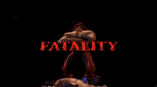 Cara Cheat Mortal Kombat PS2