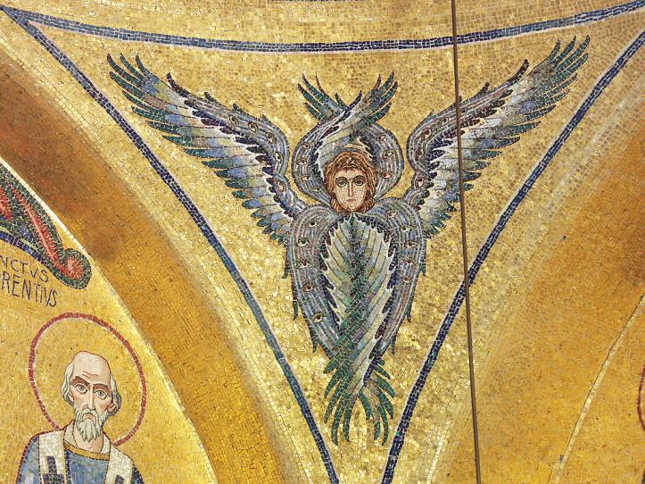 Seraphim, Angels