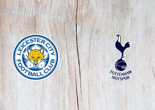 Leicester City vs Tottenham Hotspur -Highlights 23 May 2021
