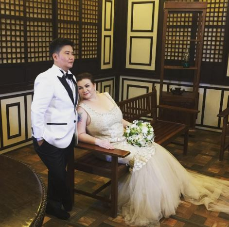 Rosanna Roces And Lesbian Partner Got Married For The Second Time
