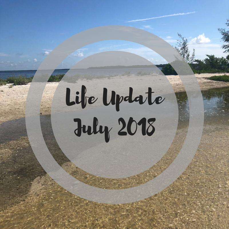 Stephanie Kamp Blog: July 2018 Life Update