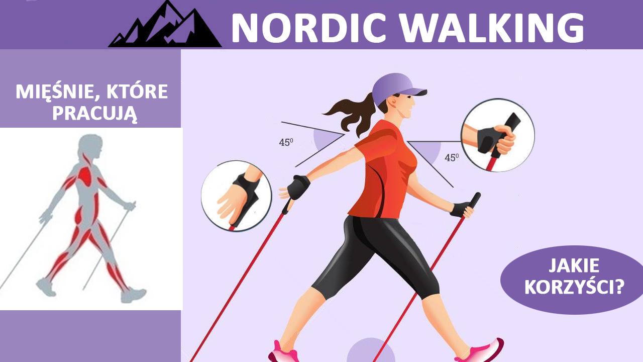 Nordic walking dla każdego - jakie korzyści przynosi?