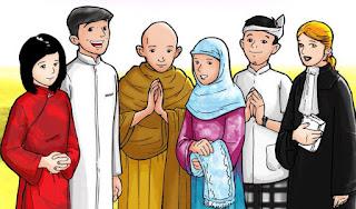 Hukum Menghormati Tokoh Non Muslim adalah Sunnah?