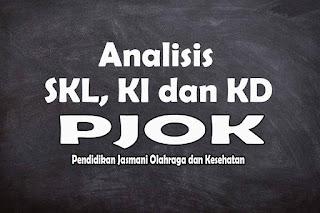 Analisis SKL KI dan KD PJOK SMA Tahun 2021