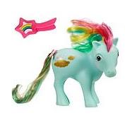 My Little Pony Sunlight 25th Anniversary Rainbow Ponies 3-Pack G1 Retro Pony