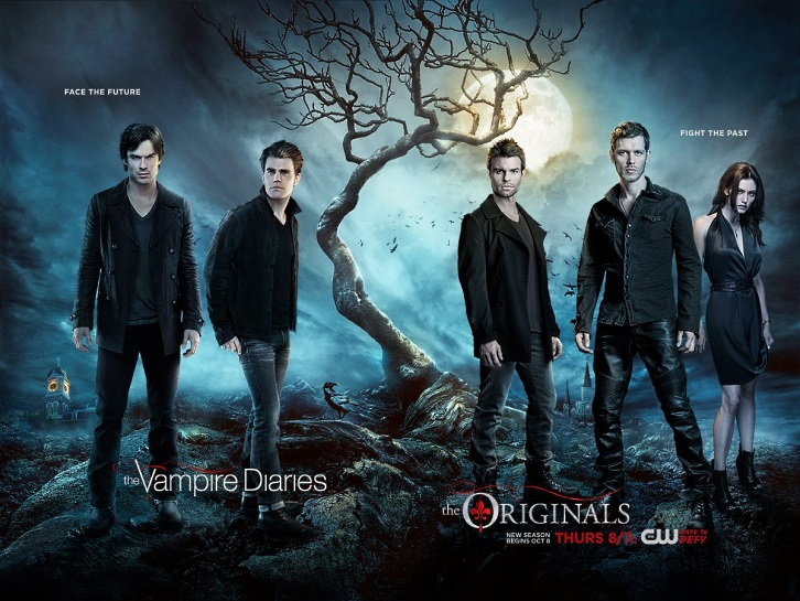 The Vampire Diaries & The Originals - Latest from TVLine - 18th July 2016