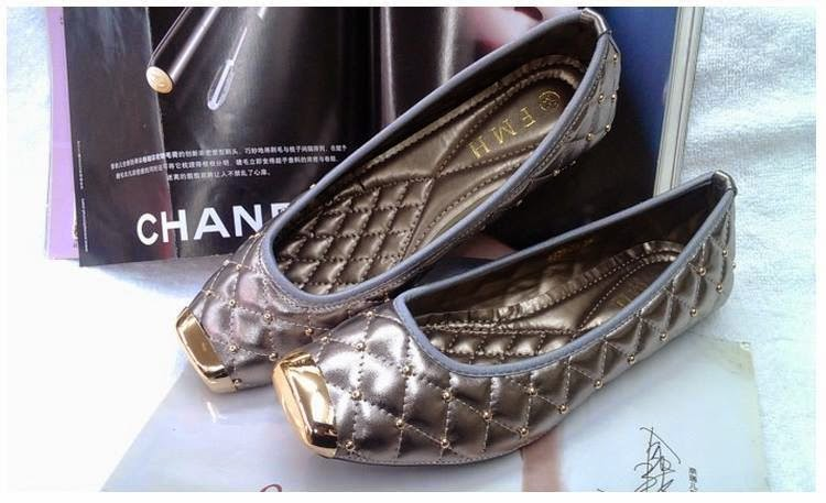 winter flat shoes for girls 2015 by chanel paris wfwomen
