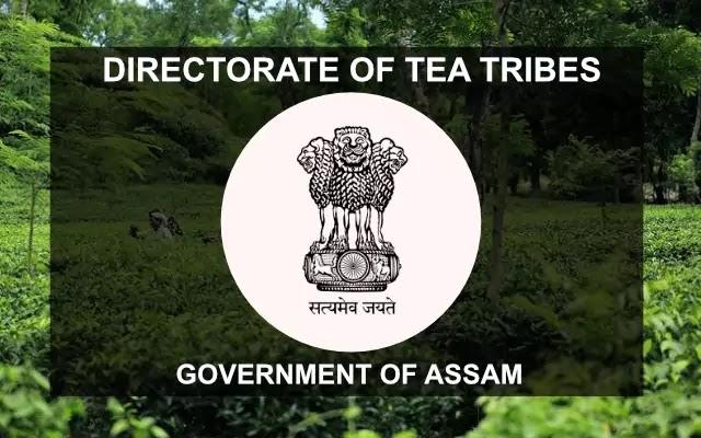Tea Tribes Welfare Assam Recruitment 2020 - 15 Lower Division Assistant Vacancy