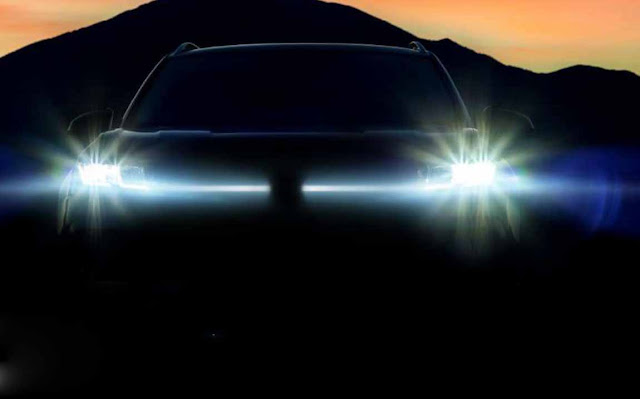 VW mostra primeiro teaser do SUV concorrente do Compass