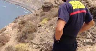 Un cuerpo sin vida flotando en la zona de La  Laja, Las Palmas de Gran Canaria