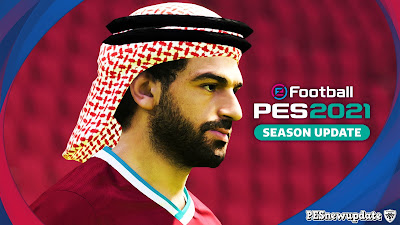 """PES 2021 Faces """"Sultan"""" Mohamed Salah by DNB"""